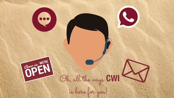 CWI All the ways to communicate