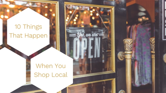 Shop Local CWI