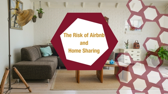 The Risks of Airbnb and Home Sharing - CWI Underwriters