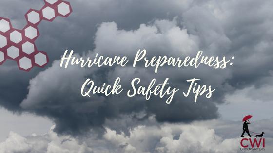 Hurricane Preparedness CWI