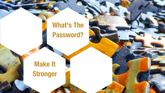 CWI Password Strong